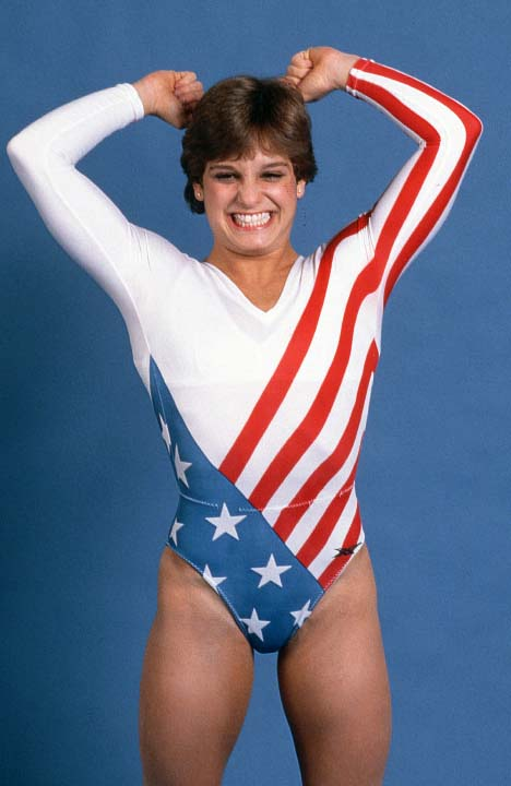 Consider, that Mary lou retton regret, but