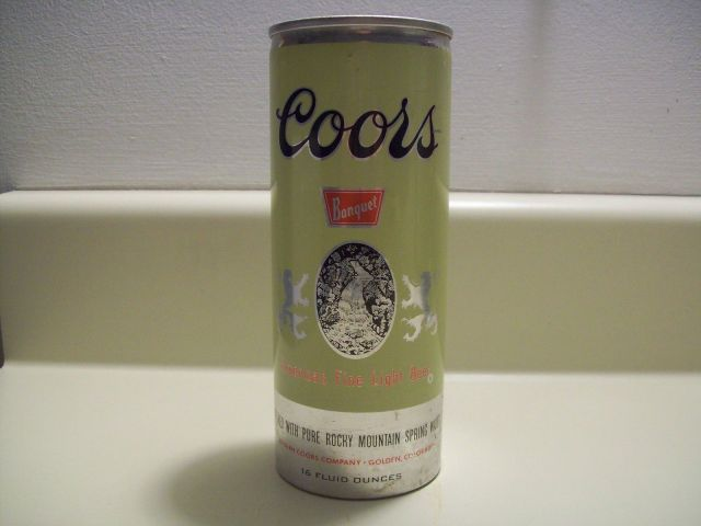 coors can